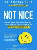 Not Nice- Stop People Pleasing
